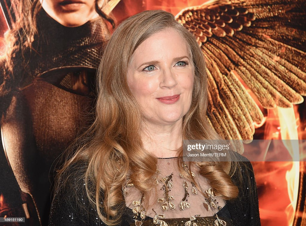 """Premiere Of Lionsgate's """"The Hunger Games: Mockingjay - Part 1"""" - Arrivals : News Photo"""