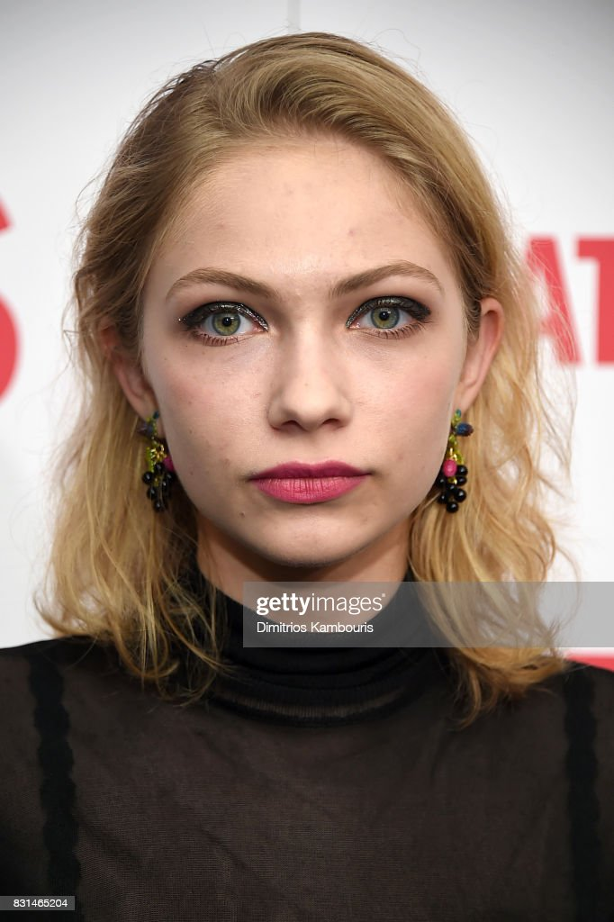 Writer Tavi Gevinson attends the 'Patti Cake$' New York Premiere at The Metrograph on August 14, 2017 in New York City.