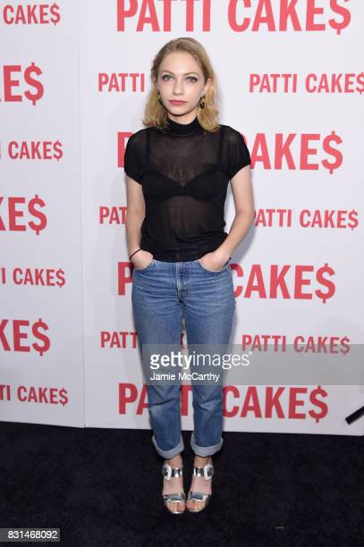 Writer Tavi Gevinson attends the 'Patti Cake$' New York Premiere at The Metrograph on August 14 2017 in New York City