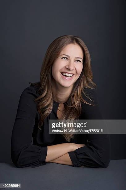 Writer Tess Morris is photographed for Variety at the Tribeca Film Festival on April 21, 2015 in New York City.