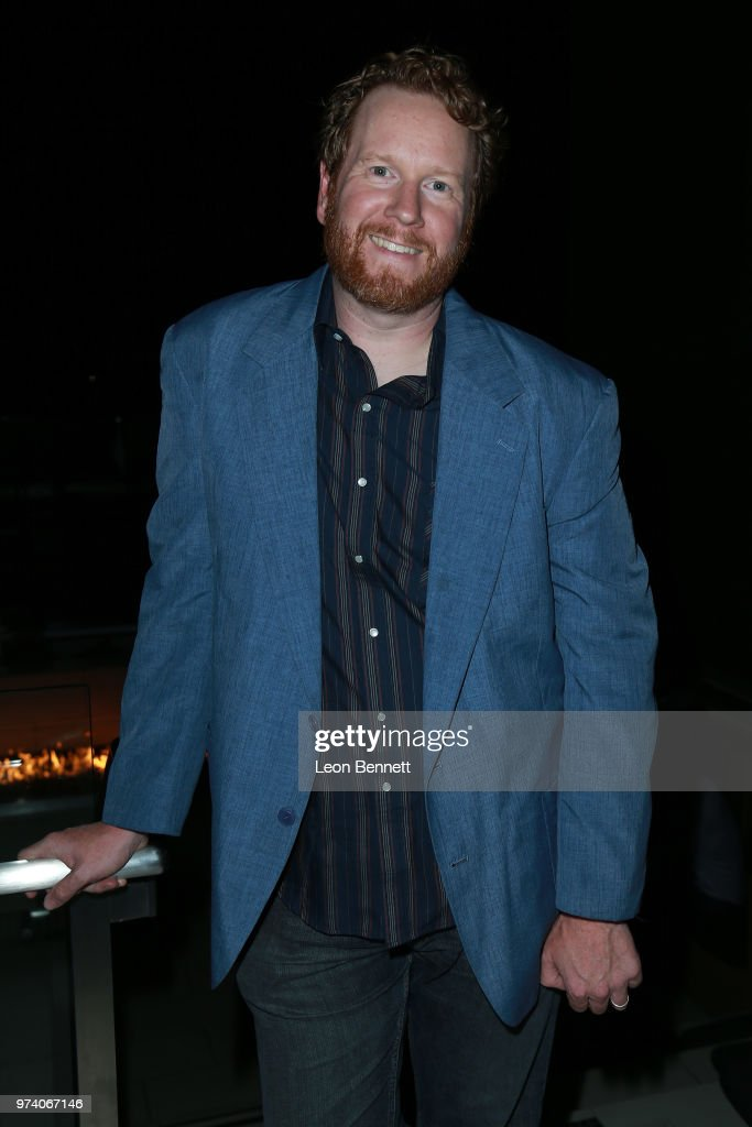 Writer Todd Berger attends Writers Guild Of America West Hosts Behind The Screen Summer 2018 Reception at The Roof On Wilshire on June 13, 2018 in Los Angeles, California.