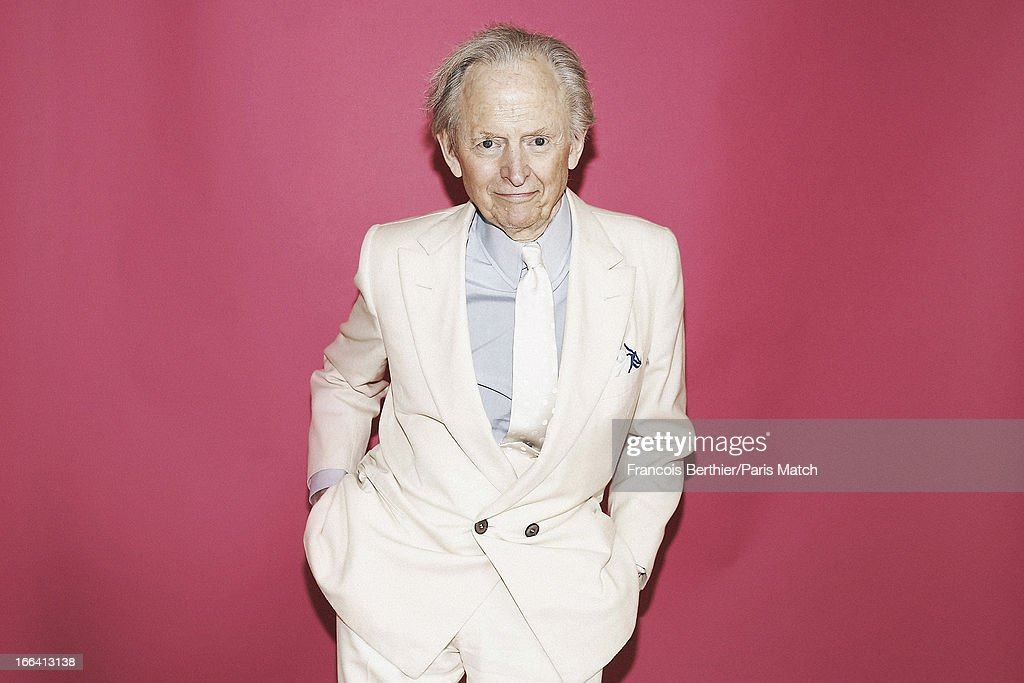 Tom Wolfe, Paris Match, Issue 3334
