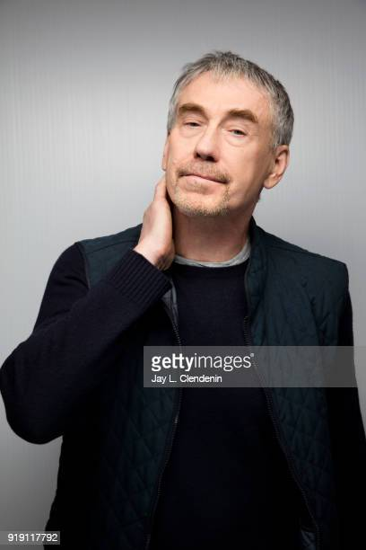 Writer Tony Gilroy from the film 'Beirut' is photographed for Los Angeles Times on January 23 2018 in the LA Times Studio at Chase Sapphire on Main...