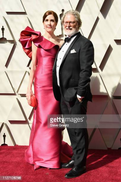 Writer Tony McNamara and guest attends the 91st Annual Academy Awards at Hollywood and Highland on February 24 2019 in Hollywood California