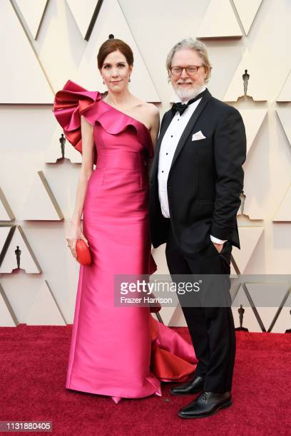 Writer Tony McNamara attends the 91st Annual Academy Awards at Hollywood and Highland on February 24 2019 in Hollywood California