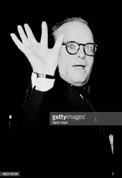 Writer Truman Capote posing for a photo on March 14 1966 in New York New York