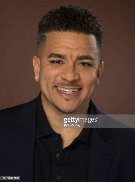 Writer Virgil Williams is photographed for Los Angeles Times on October 17 2017 in Los Angeles California PUBLISHED IMAGE CREDIT MUST READ Kirk...