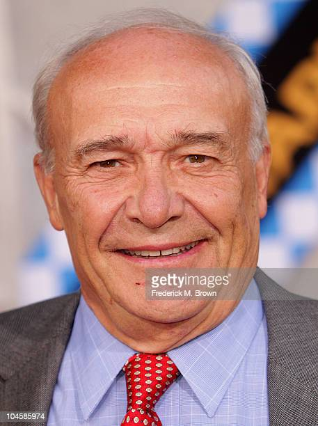 Writer William Nack attends the 'Secretariat' film premiere at The El Capitan theater on September 30 2010 in Hollywood California