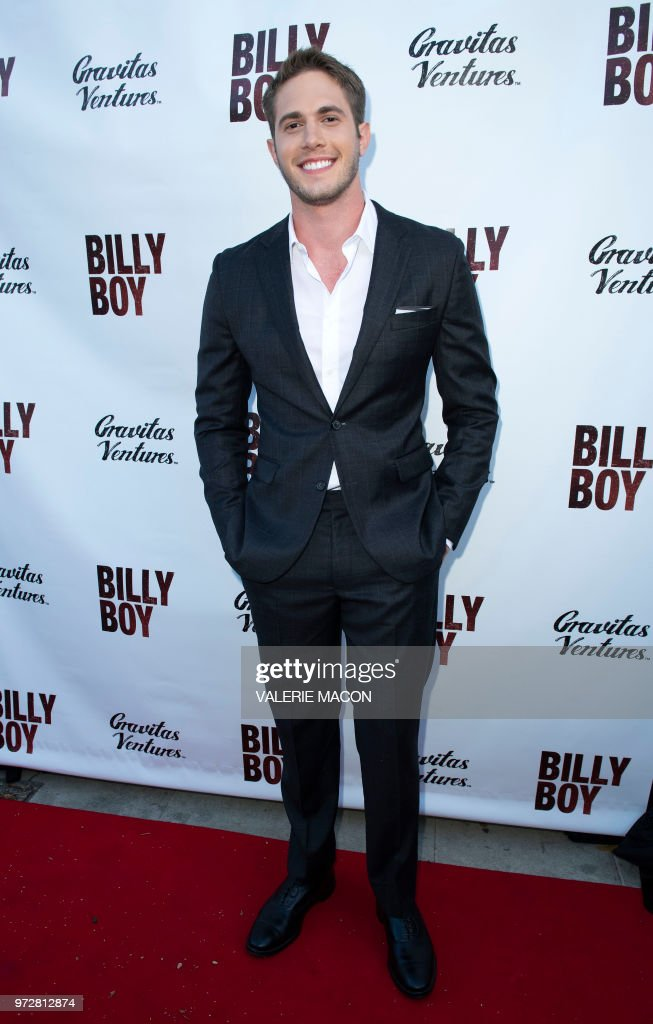 Writer/actor Blake Jenner attends the Los Angeles Premiere of Billy Boy, at the Laemmle Music Hall on June 12, 2018, in Beverly Hills, California.