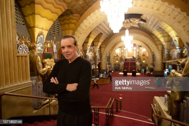 Writer/actor Chazz Palminteri is photographed for Los Angeles Times on November 6 2018 in Hollywood California PUBLISHED IMAGE CREDIT MUST READ Kirk...