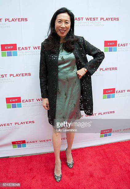 Writer/actor Jodi Long attends the East West Players 50th Anniversary Visionary Awards Dinner and Silent Auction at the Hilton Universal City on...