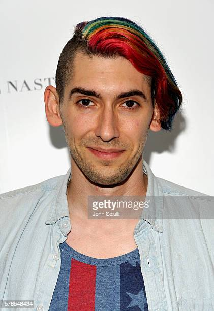 Writer/actor Max Landis attends WIRED Cafe during Comic-Con International 2016 at Omni Hotell on July 21, 2016 in San Diego, California.