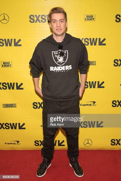 Writer/actor Rafael Casal attends the premiere of 'Blindspotting' during the 2018 SXSW Film Festival at The Paramount Theatre on March 11 2018 in...