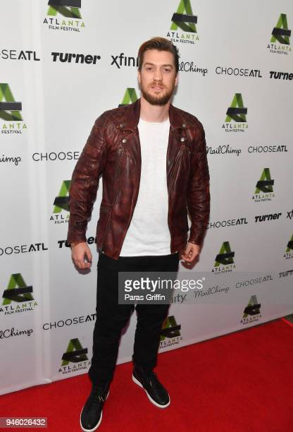 Writer/actor Rafael Casal attends the screening of 'Blindspotting' during the 42nd Annual Atlanta Film Festival Opening Night on April 13 2018 at The...