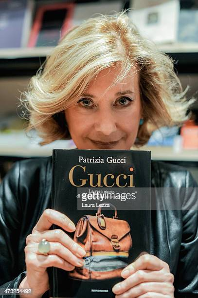 Writer/artist/interior decorator/ fashion designer and Gucci heiress Patrizia Gucci, daughter of Paolo Gucci and great granddaughter of House of...