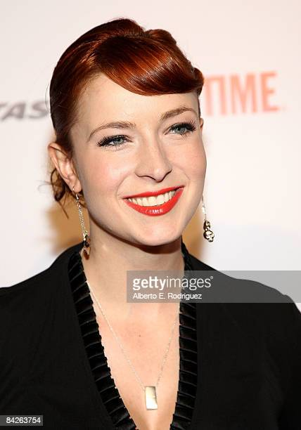 Writer/creator Diablo Cody arrives at the premiere of Showtime's United States of Tara at the DGA Theater on January 12 2009 in Los Angeles California