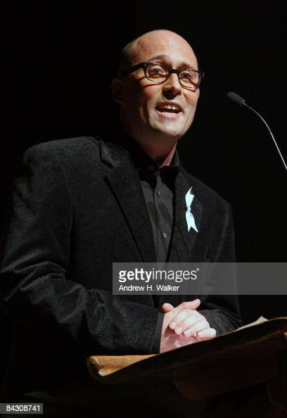 Writer Director Adam Elliot Speaks Before The Premiere Of Mary And News Photo Getty Images