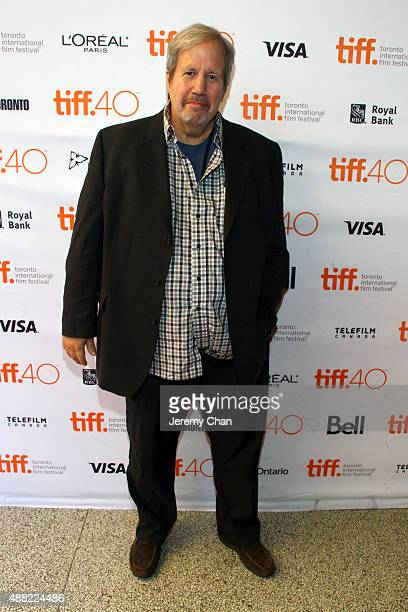 Writer/director Alan Zweig attends the HURT photo call during the 2015 Toronto International Film Festival at The Elgin on September 14 2015 in...