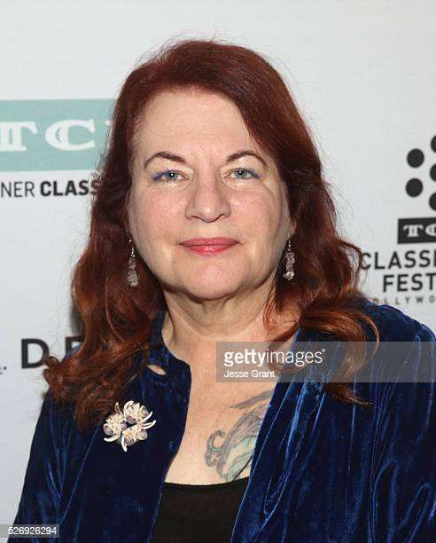 Writer/director Allison Anders attends 'All That Heaven Allows' screening during day 4 of the TCM Classic Film Festival 2016 on May 1 2016 in Los...