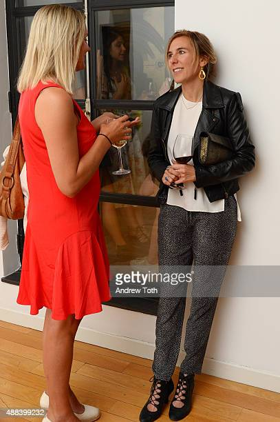 Writer/Director Amy Berg attends the private screening and QA for Showtime Documentary Films Prophet's Prey at Bryant Park Hotel on September 15 2015...