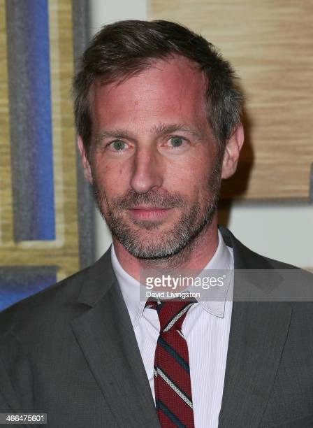 Writer/director and Original Screenplay winner Spike Jonze attends the press room at the 2014 Writers Guild Awards LA Ceremony at JW Marriott Los...