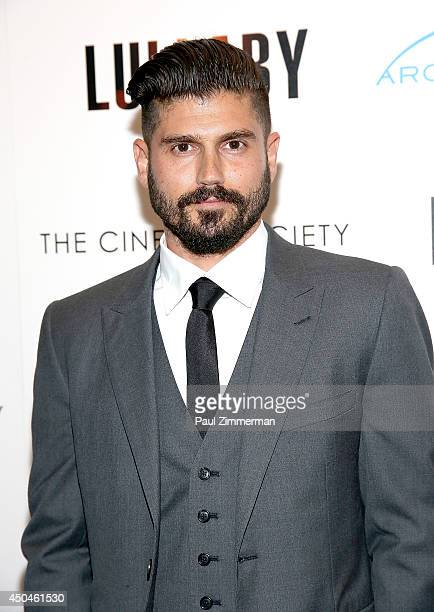 Writer/director Andrew Levitas attends ARC Entertainment with The Cinema Society screening of Lullaby at Museum of Modern Art on June 11 2014 in New...