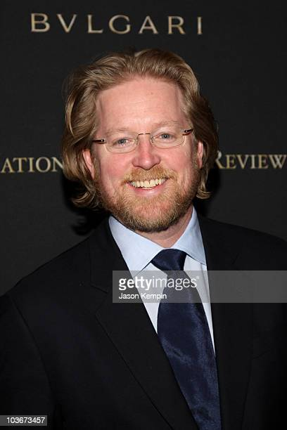 Writer/director Andrew Stanton attends the 2008 National Board of Review of Motion Pictures Awards Gala at Cipriani's 42nd Street on January 14 2009...