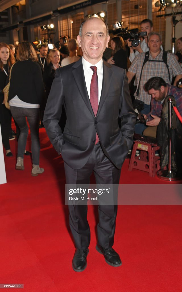 """""""The Death Of Stalin"""" - UK Premiere - VIP Arrivals"""