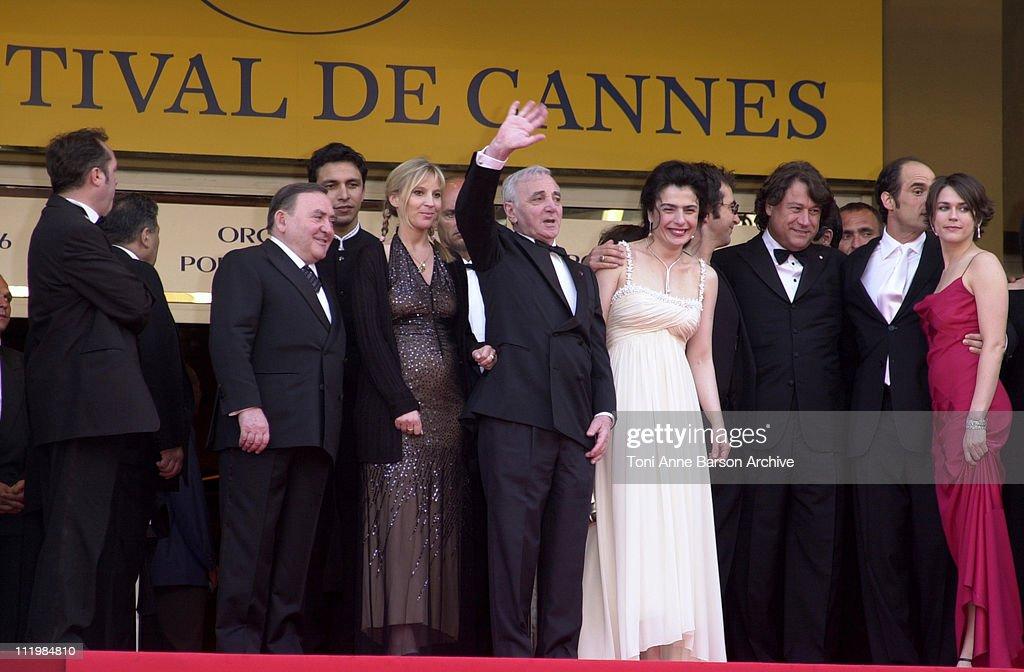 """Cannes 2002 - """"Ararat""""  Premiere"""
