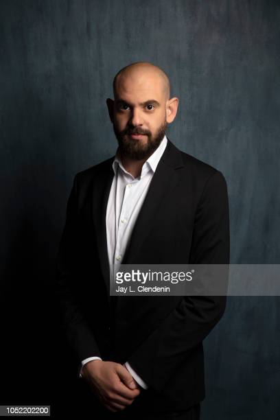 Writer/director Bassam Jarbawi from 'Screwdriver' is photographed for Los Angeles Times on September 11 2018 in Toronto Ontario PUBLISHED IMAGE...