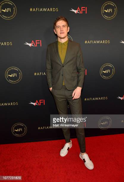 Writerdirector Bo Burnham attends the 19th Annual AFI Awards at Four Seasons Hotel Los Angeles at Beverly Hills on January 4 2019 in Los Angeles...