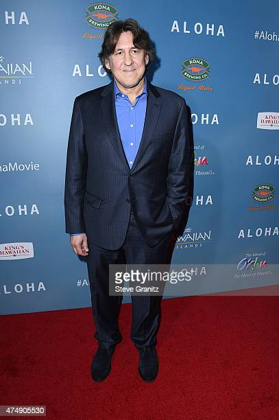 Writer/director Cameron Crowe attends the Aloha Los Angeles premiere at The London West Hollywood on May 27 2015 in West Hollywood California