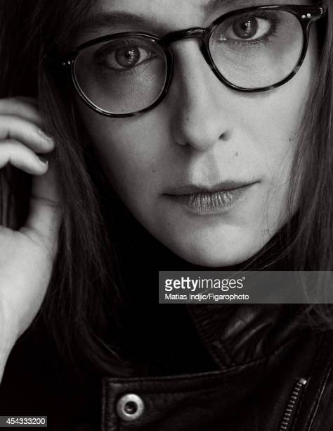 110095020 Writer/director Celine Sciamma is photographed for Madame Figaro on July 19 2014 in Paris France PUBLISHED IMAGE CREDIT MUST READ Matias...