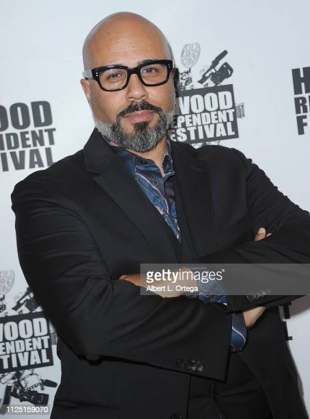 Writer/director Chris Roe arrives for The 2019 Hollywood Reel Independent Film Festival held at Regal LA Live Stadium 14 on February 15 2019 in Los...