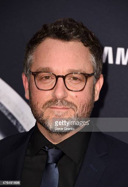 Writer/Director Colin Trevorrow attends the Universal Pictures' 'Jurassic World' premiere at the Dolby Theatre on June 9 2015 in Hollywood California