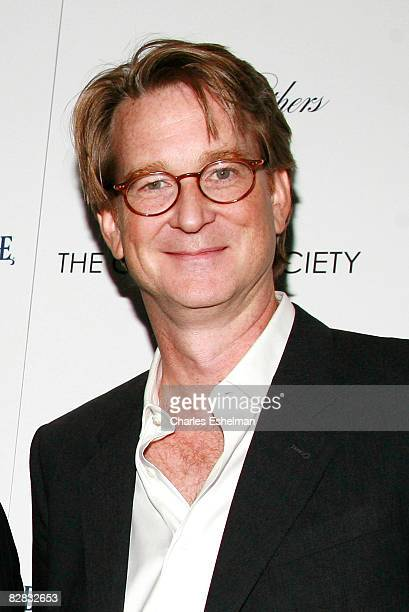 Writer/Director David Koepp arrives at the screening of Ghost Town hosted by The Cinema Society with Brooks Brothers and Bombay Sapphire at the IFC...