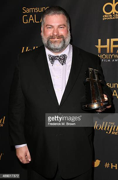 Writer/Director Dean DeBlois attends The Hollywood Reporter's 18th Annual Hollywood Film Awards After Party at the W Hollywood on November 14 2014 in...