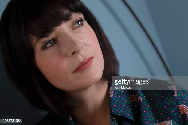 Writer/director Diablo Cody is photographed for Los Angeles Times on October 11 2018 in Hollywood California PUBLISHED IMAGE CREDIT MUST READ Kirk...