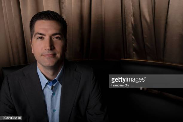 Writer/director Drew Goddard is photographed for Los Angeles Times on September 22 2018 in Hollywood California PUBLISHED IMAGE CREDIT MUST READ...