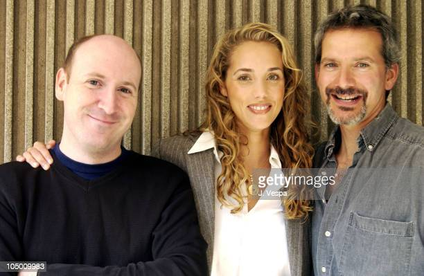 Writer/director Dylan Kidd Elizabeth Berkley and Campbell Scott
