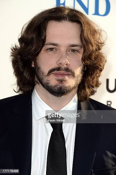 Writer/director Edgar Wright arrives at the premiere of Focus Features' 'The World's End' at ArcLight Cinemas Cinerama Dome on August 21 2013 in...