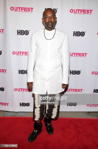 Writer/director Elegance Bratton attends the 2019 Outfest Los Angeles LGBTQ Film Festival screening of Pier Kids at TCL Chinese 6 Theatres on July 21...