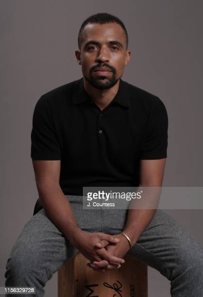 Writer/Director Eric Pumphrey poses for a portrait during the American Black Film Festival on June 13 2019 in Miami Beach Florida