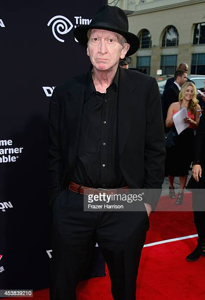Writer/director Frank Miller attends Premiere of Dimension Films' Sin City A Dame To Kill For at TCL Chinese Theatre on August 19 2014 in Hollywood...