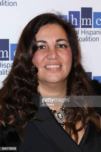 Writer/director Gabriela Tagliavini attends the 20th Annual National Hispanic Media Coalition Impact Awards Gala at Regent Beverly Wilshire Hotel on...