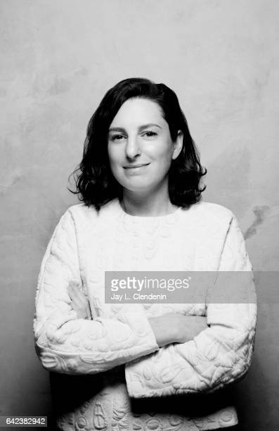 Writer/director Gillian Robespierre from the film Landline is photographed at the 2017 Sundance Film Festival for Los Angeles Times on January 23...