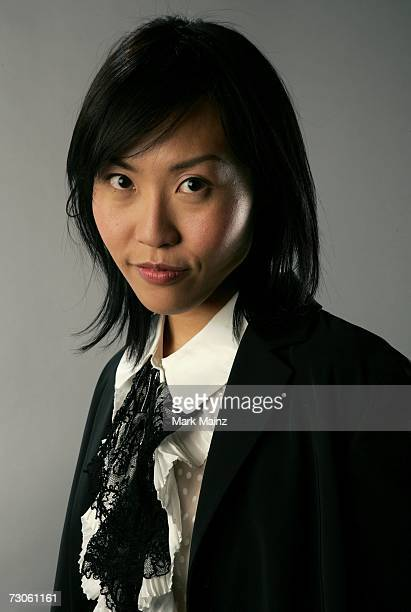 "Writer/Director Gina Kim from the film ""Never Forever"" poses for a portrait during the 2007 Sundance Film Festival on January 21, 2007 in Park City,..."
