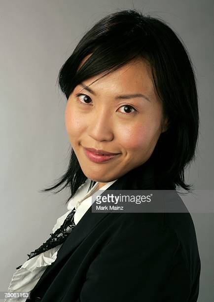 """Writer/Director Gina Kim from the film """"Never Forever"""" poses for a portrait during the 2007 Sundance Film Festival on January 21, 2007 in Park City,..."""