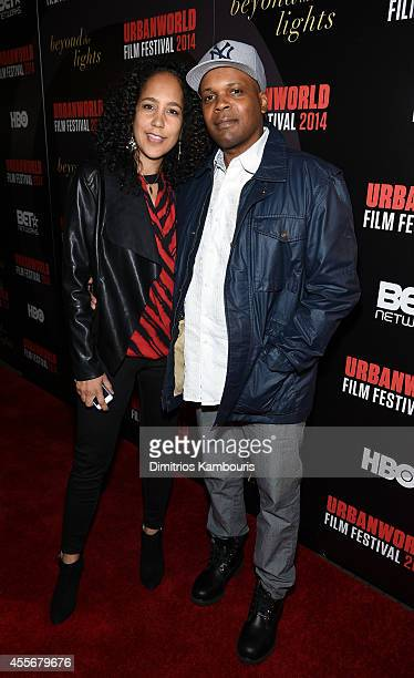 Writer/director Gina Prince-Bythewood and producer Reggie Rock Bythewood attend BEYOND THE LIGHTS opening The Urbanworld Film Festival at SVA Theater...