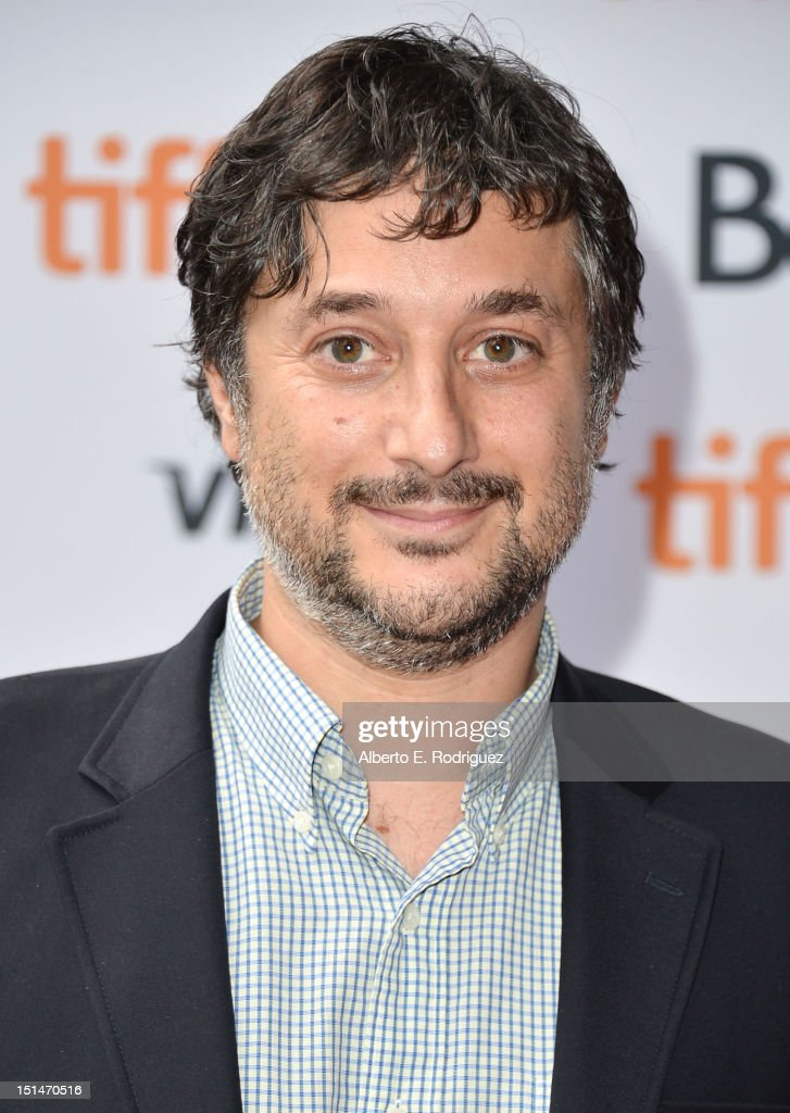 Writer/director Harmony Korine attends the'Spring Breakers' premiere during the 2012 Toronto International Film Festival at Ryerson Theatre on September 7, 2012 in Toronto, Canada.